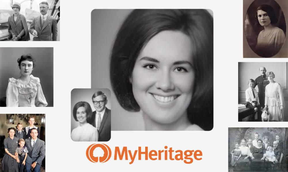Yeni bir uygulama: MyHeritage