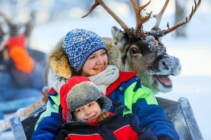 Mutlu bir ülke: Finlandiya