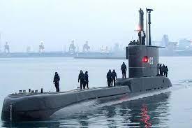 Endonezya'da denizaltı kazası