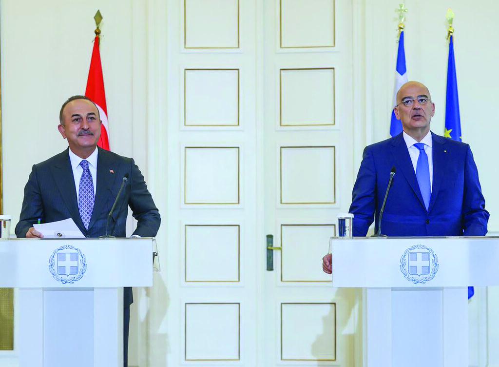 Türkiye-Yunanistan İlişkileri