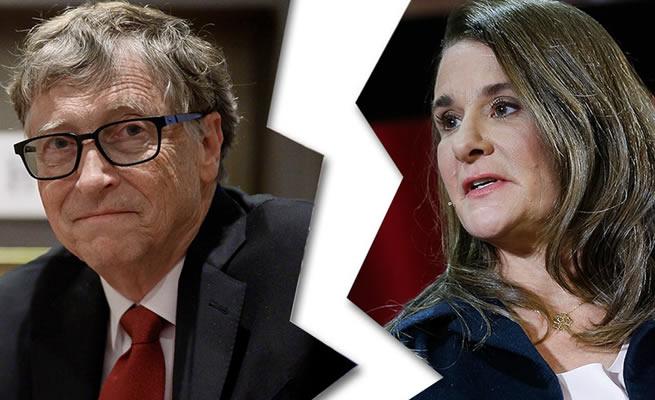 Bill Gates eşinden ayrıldı