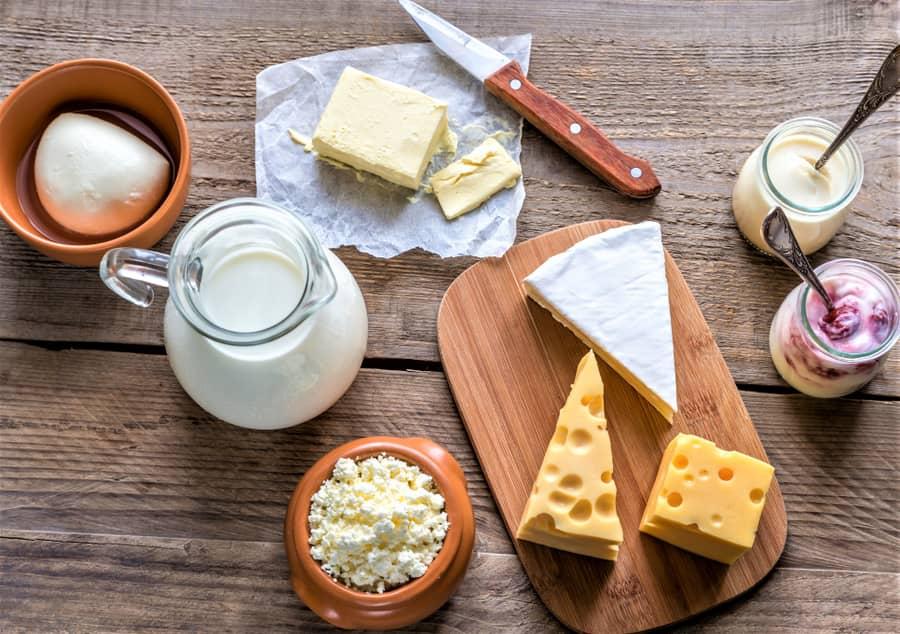Süt ürünleri kalbe iyi geliyor