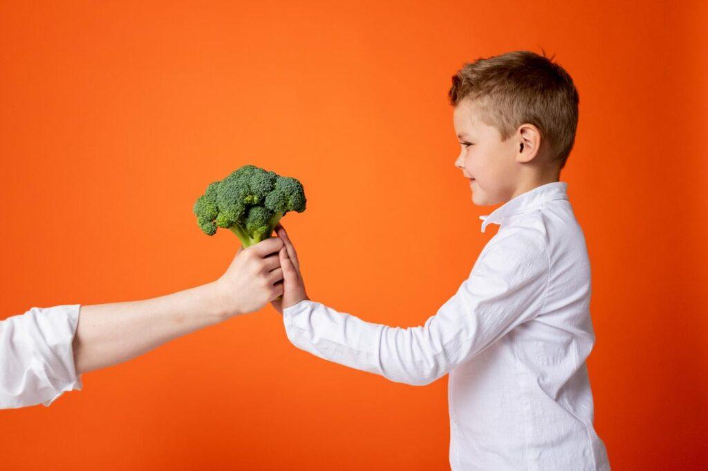 Çocuklar neden brokoli sevmezler?