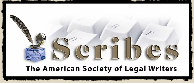 Image of Scribes Book Award logo