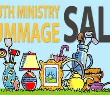 Youth Rummage Sale-Apr 25-POSTPONED