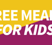 Volusia County provides meals for kids