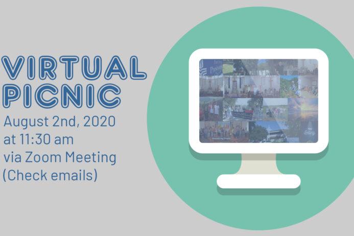 Virtual Church Picnic