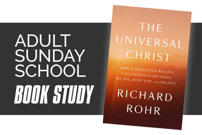 Book Study: Richard Rohr's – The Universal Christ