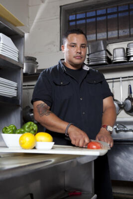 Chef Raphael Larios, Honduras Kitchen