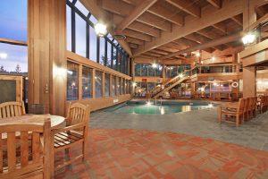 Indoor Pool at Beaver Run