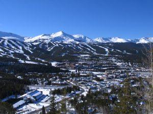Aerial of Breckenridge