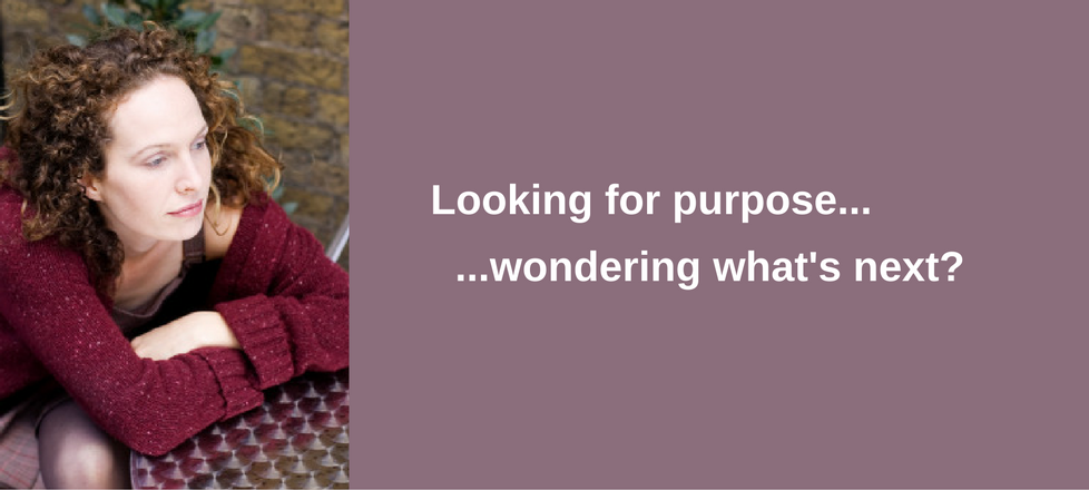 Find Meaning and Purpose