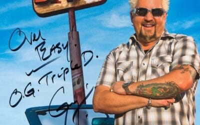 Diners, Drive-Ins, & Dives at Over Easy