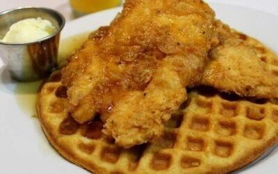 12 Best Chicken and Waffles Plates in Greater Phoenix