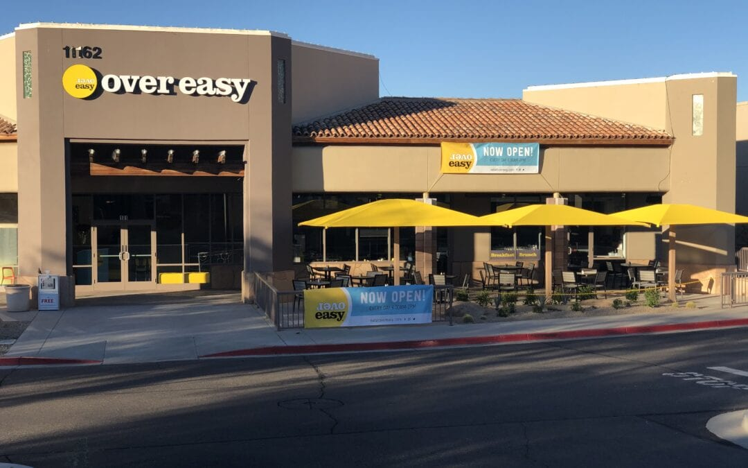 Over Easy opens new Northeast Scottsdale location