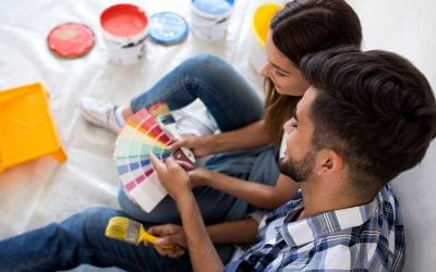 3 Indoor Home Improvement Projects For Winter