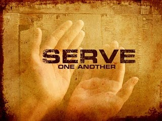 serve one another