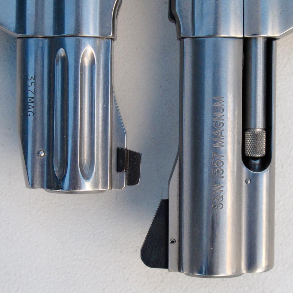 S&W Model 60-15