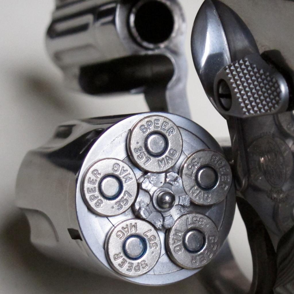 Revolver Still Viable