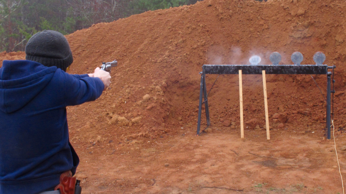 Perfect Revolver Revolver Training