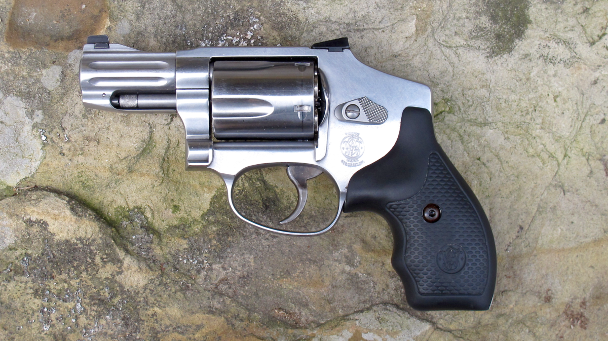 Smith and Wesson 640 Pro Series Review Part II