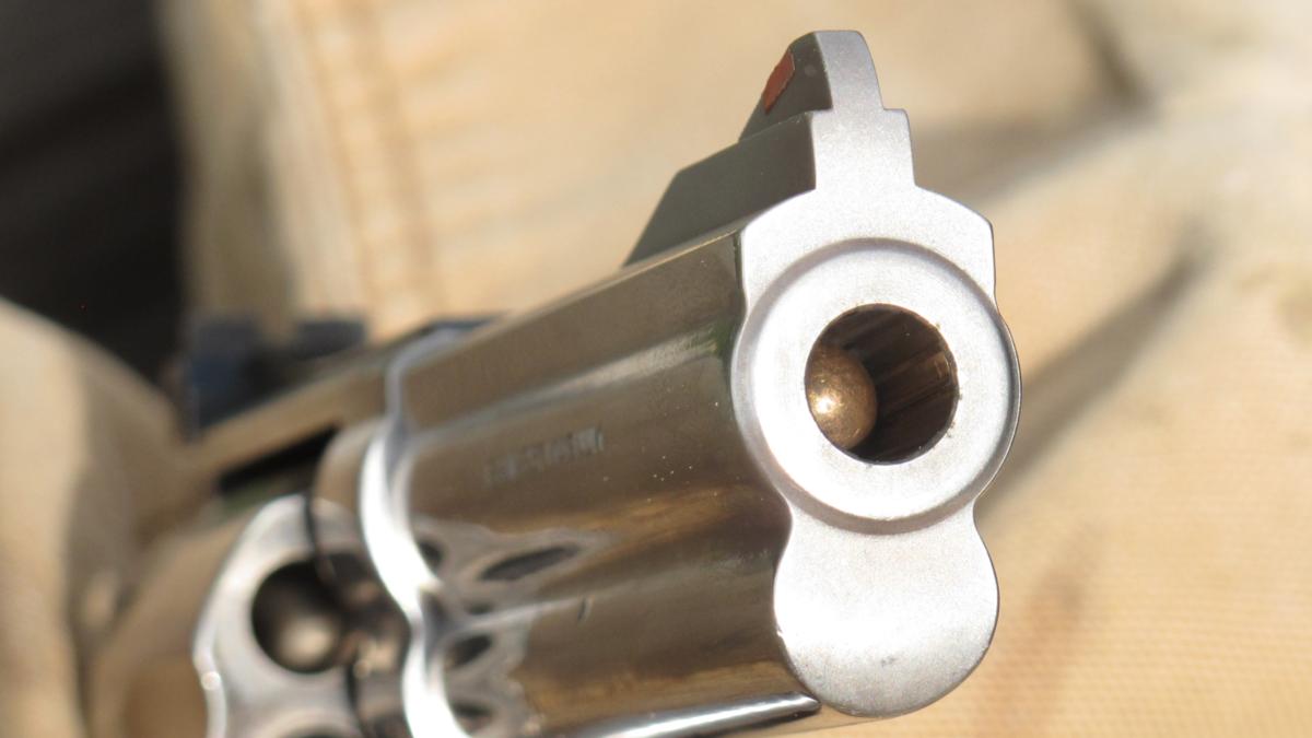 Revolver Squib Load
