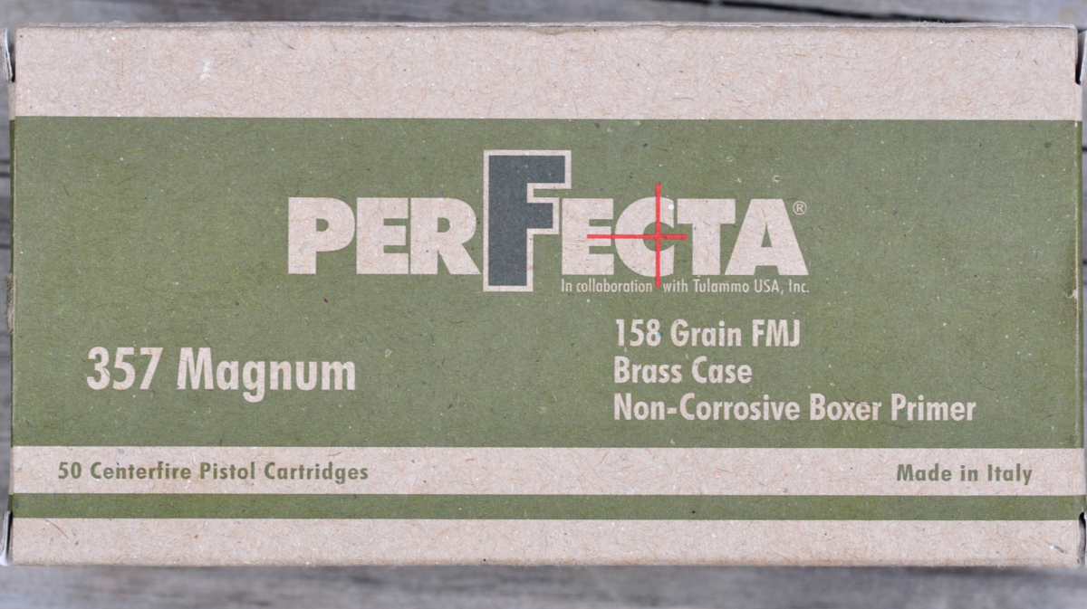 Perfecta Ammo Review