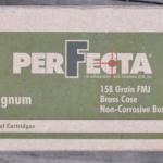Perfecta Ammo Review – .357 Magnum