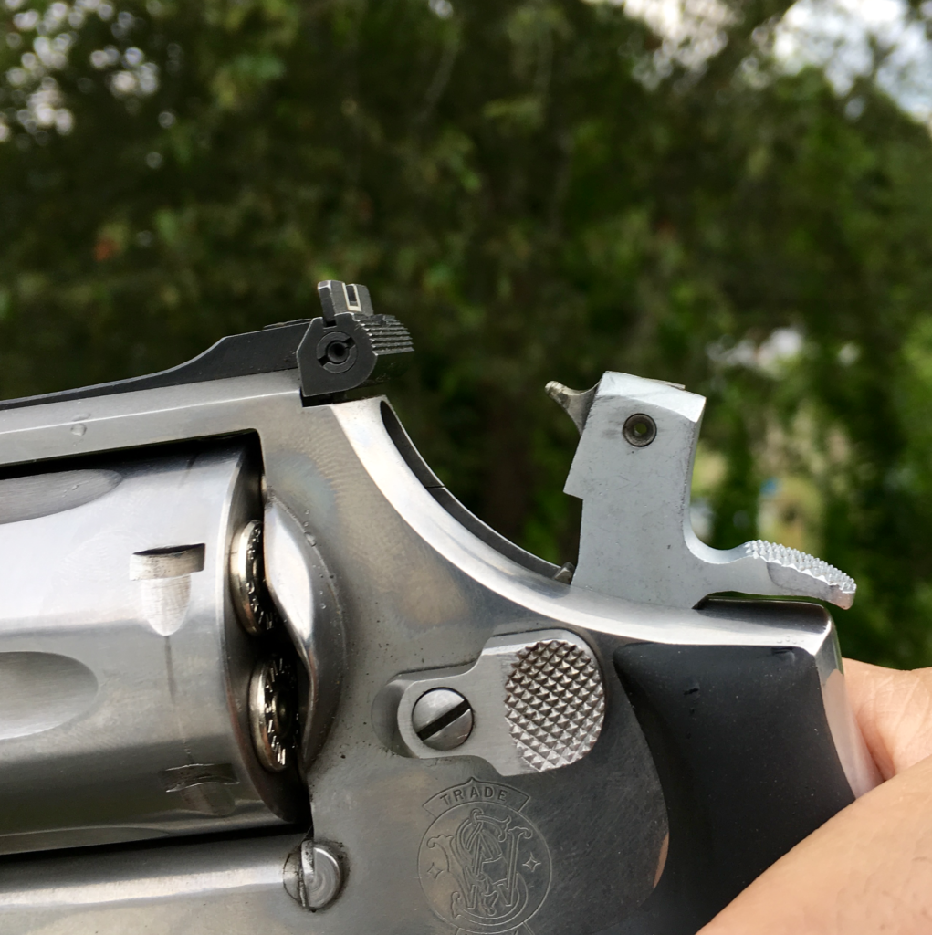 Revolvers for Non-Shooters