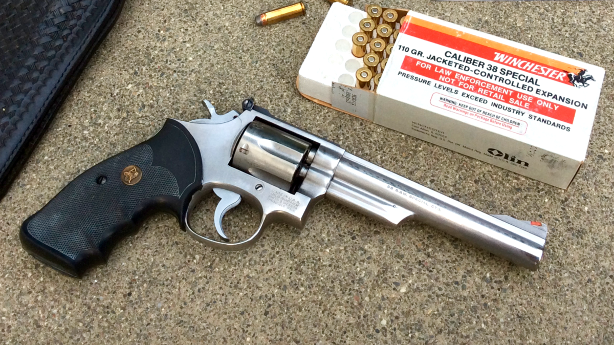 Smith & Wesson Model 68