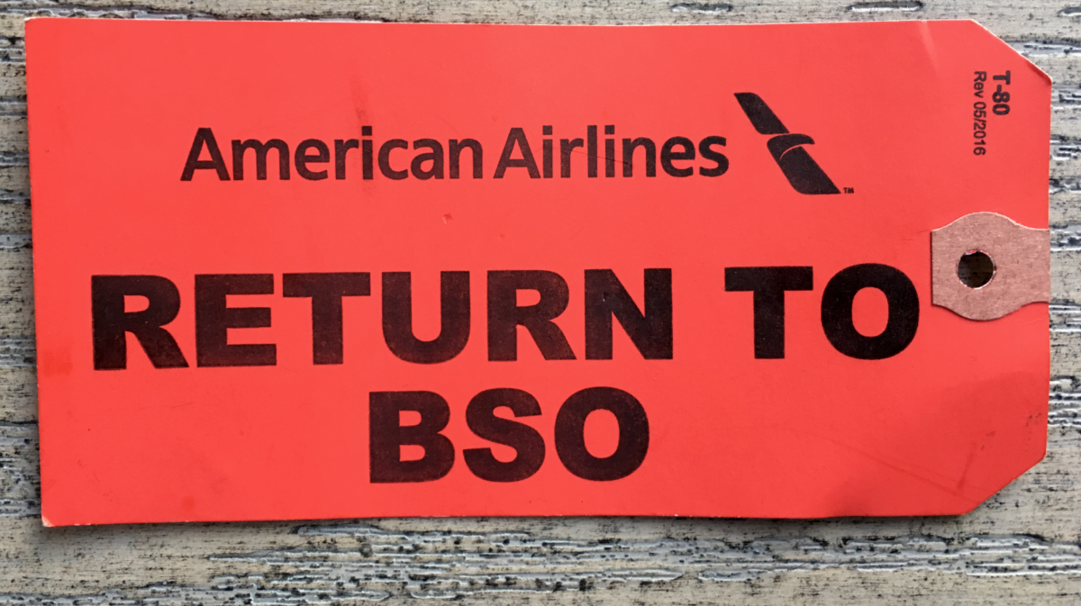 American Airlines BSO