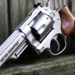 The Ruger GP100 Match Champion