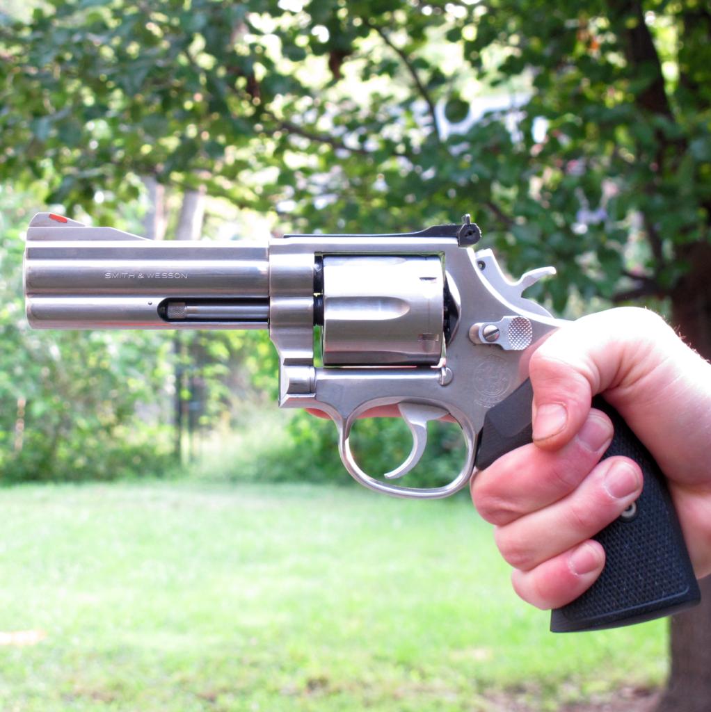Revolver Grip Techniques