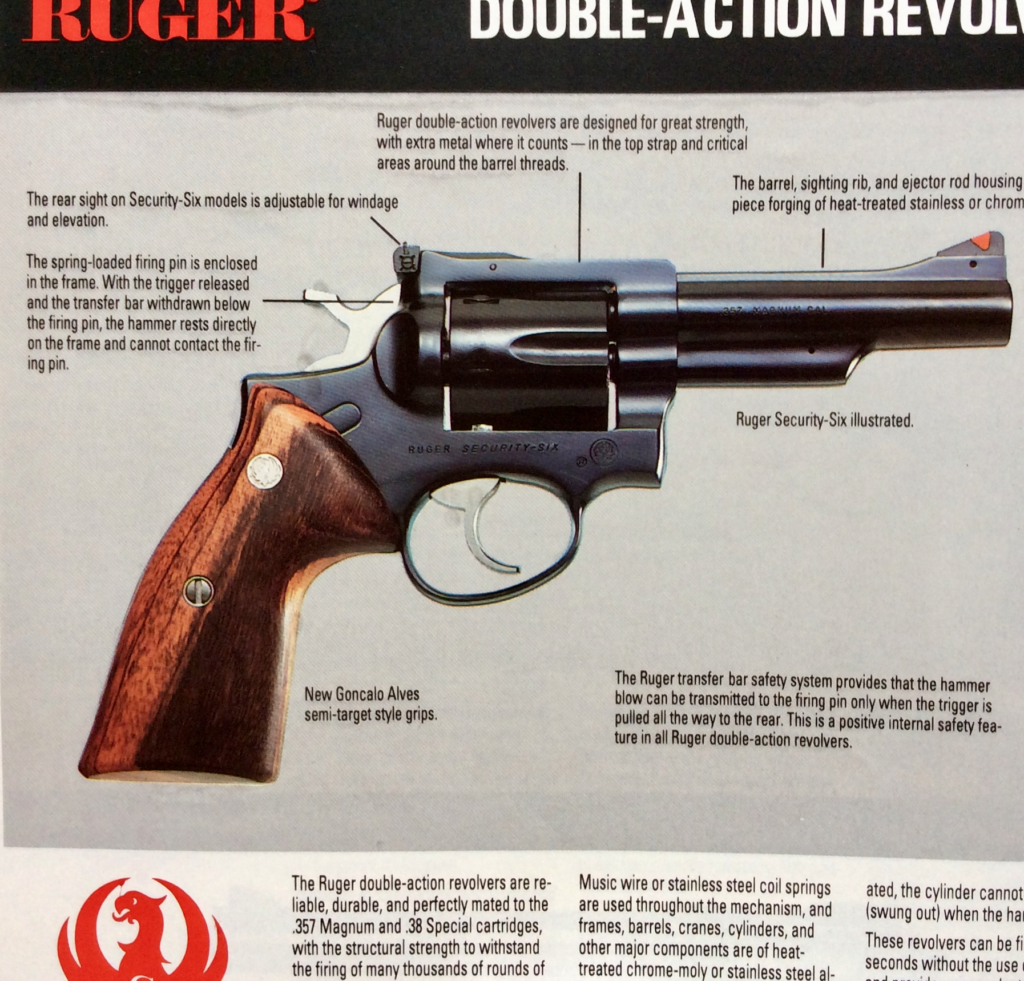 Revolver Frame Wars Service Six