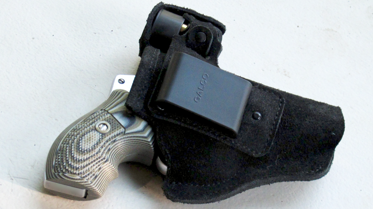 Galco Walkabout J-Frame Holster