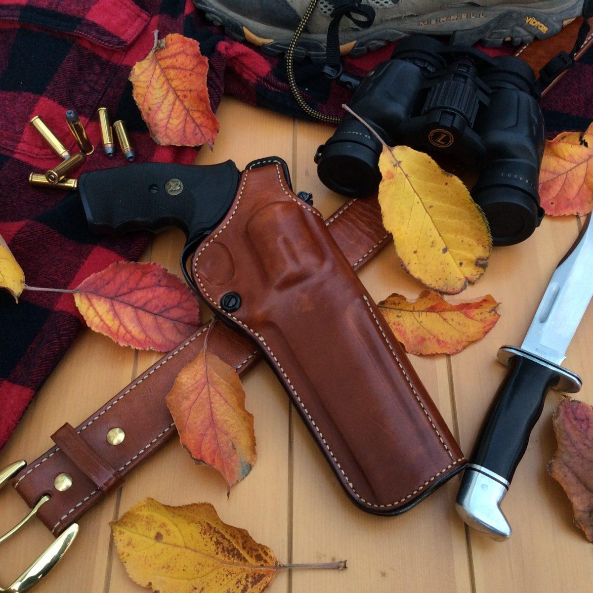 Galco Phoenix Belt Holster and SB5 Gun Belt