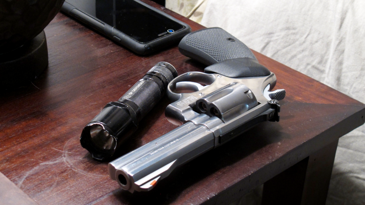 Home Defense Revolver