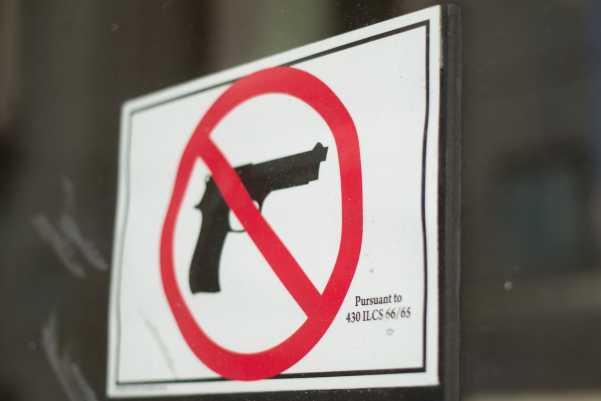 """How To Remain Armed In A """"Gun-Free"""" Zone"""