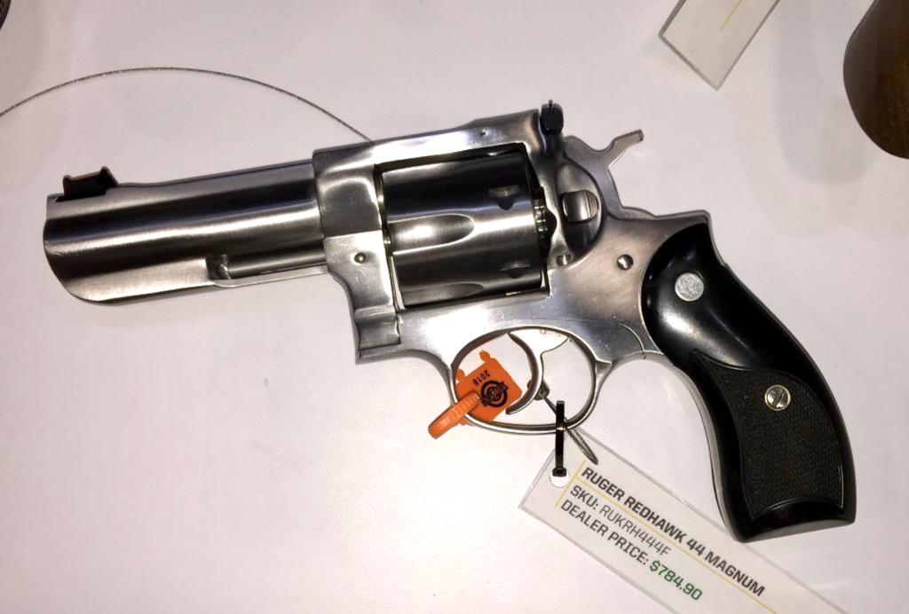 SHOT Show Revolvers
