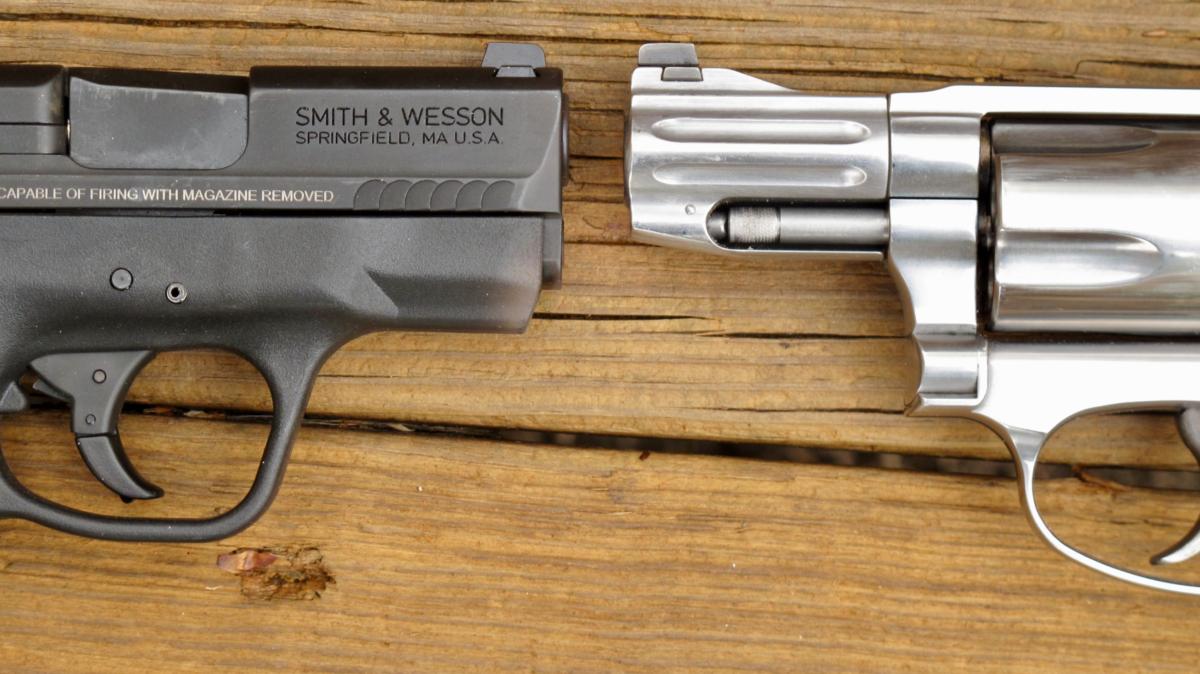 Daily Carry Revolver