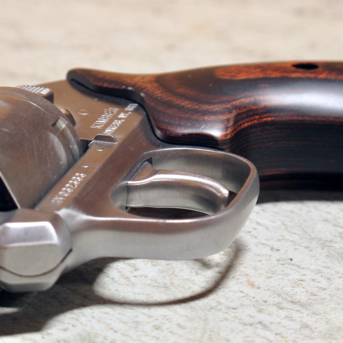 Grant Cunningham on Revolver Trigger Reset