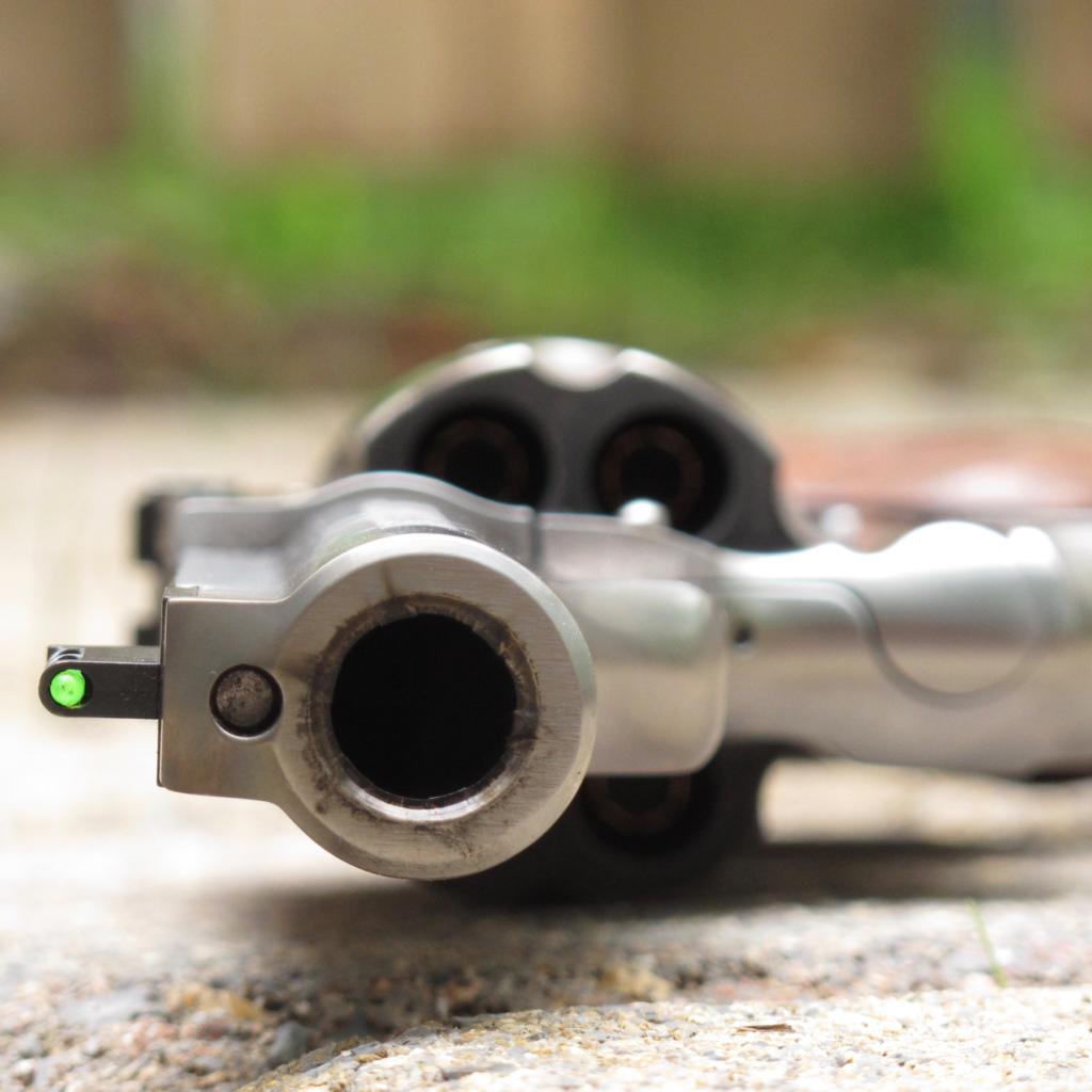 Ruger 10mm GP100