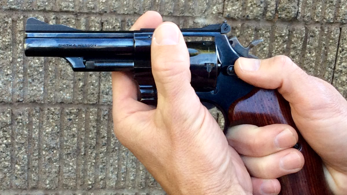 Stressfire Revolver Reload