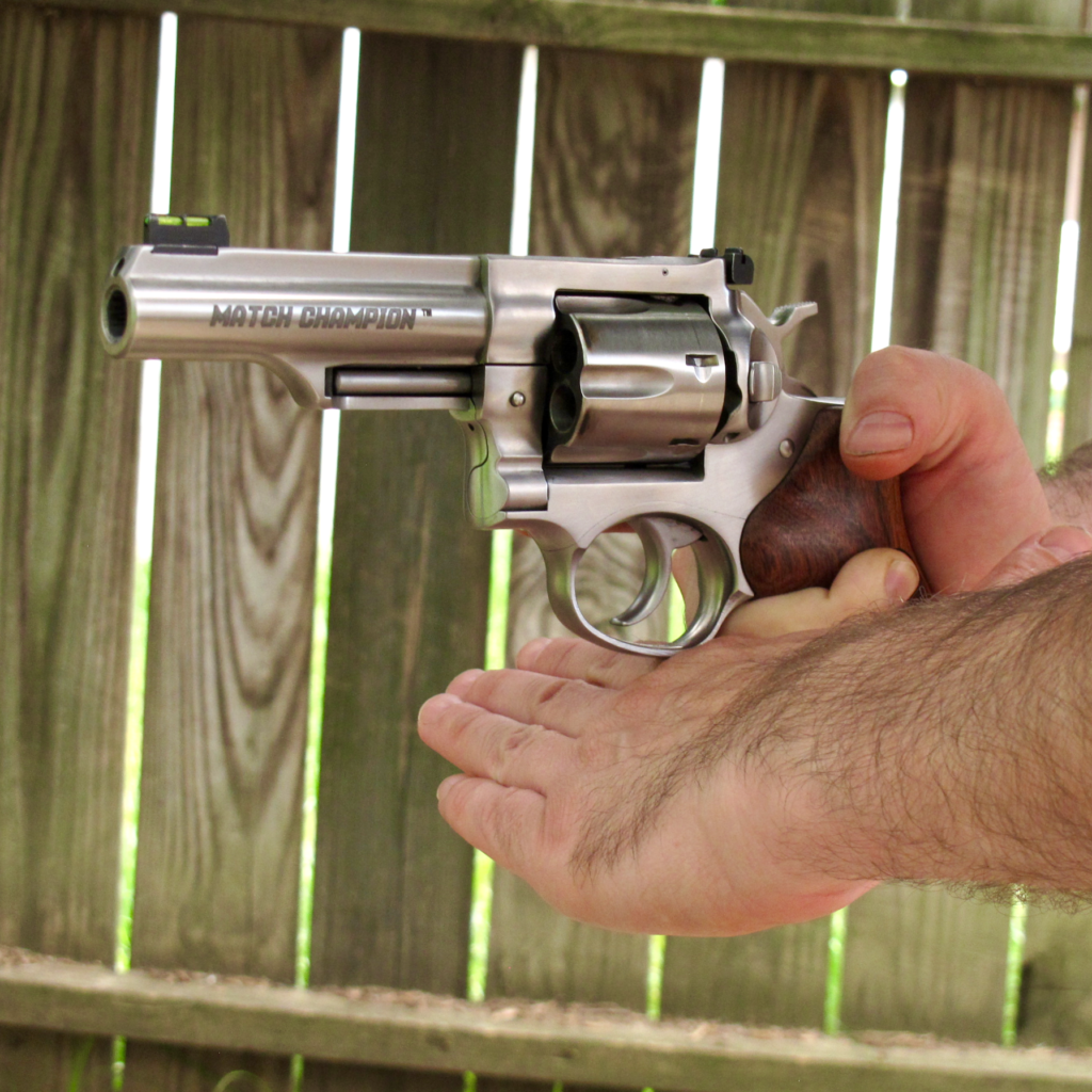 Mike Seeklander's Competition Handgun I