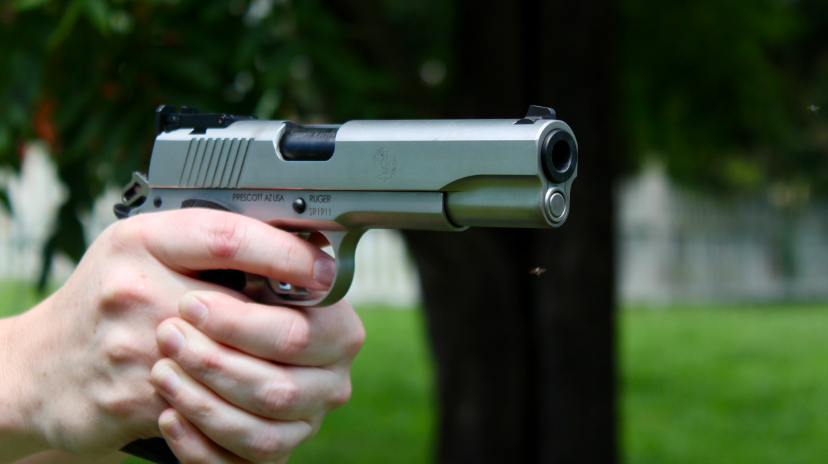 More 10mm! The Ruger 10mm SR1911