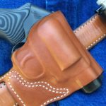 Breaking In a Leather Holster