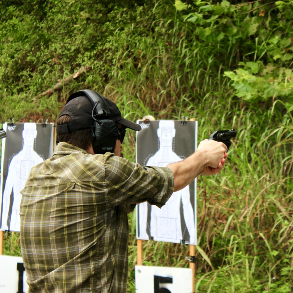 Chuck Haggard Practical Revolvers