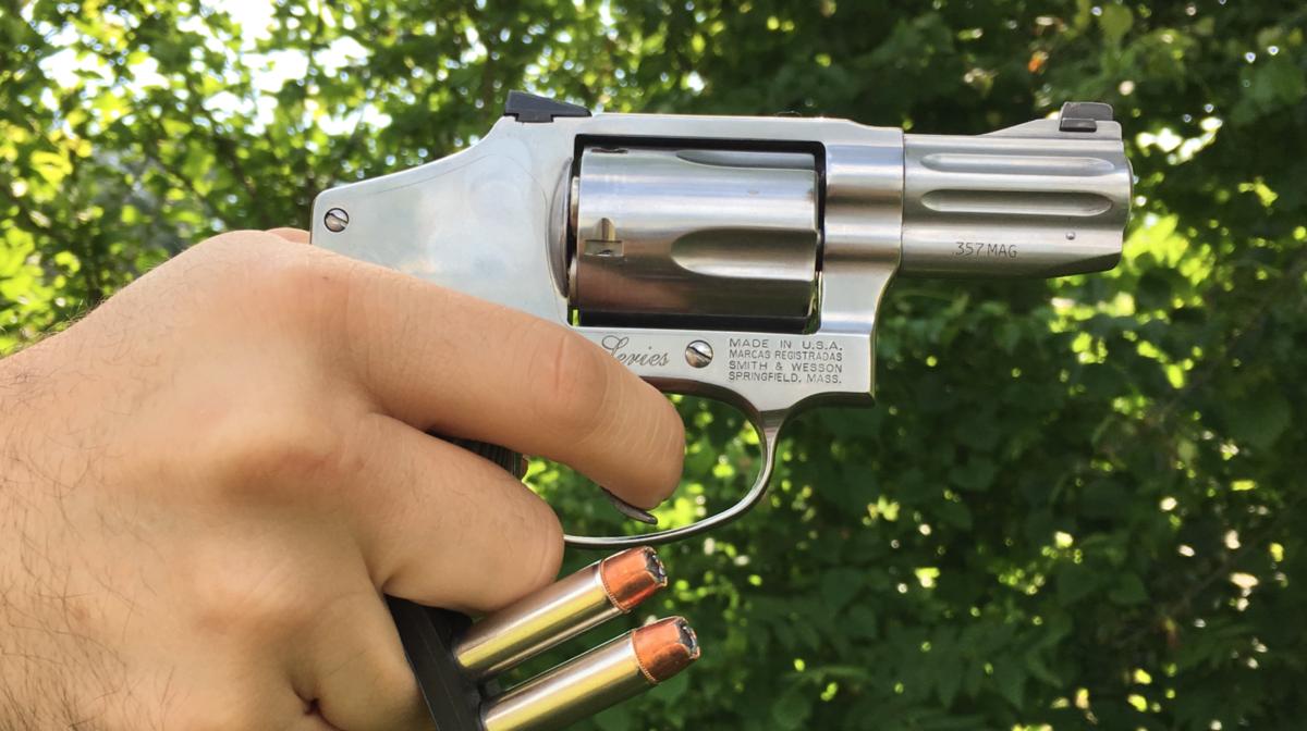 Revolver Roundup