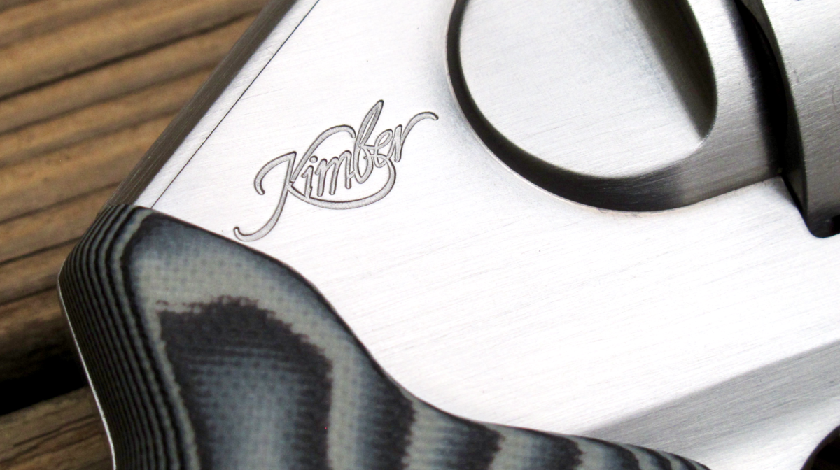 The Kimber K6s DC:  Notes From The Field