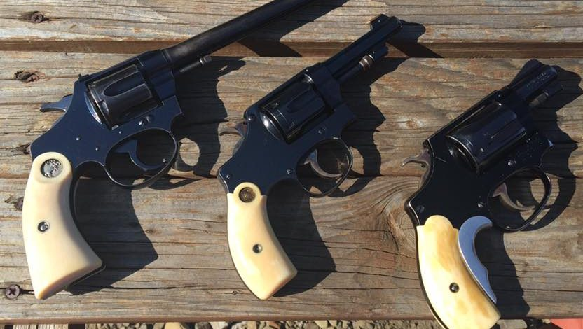 Guns of The Shootists Holiday